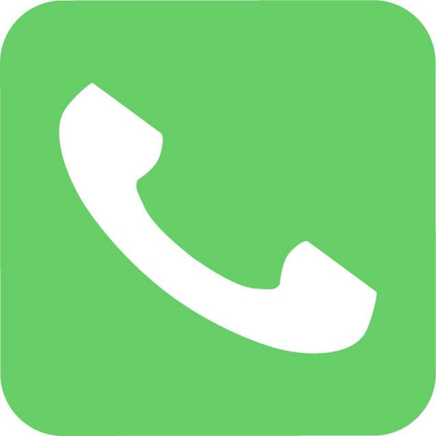 iPhoneの通常電話アプリ